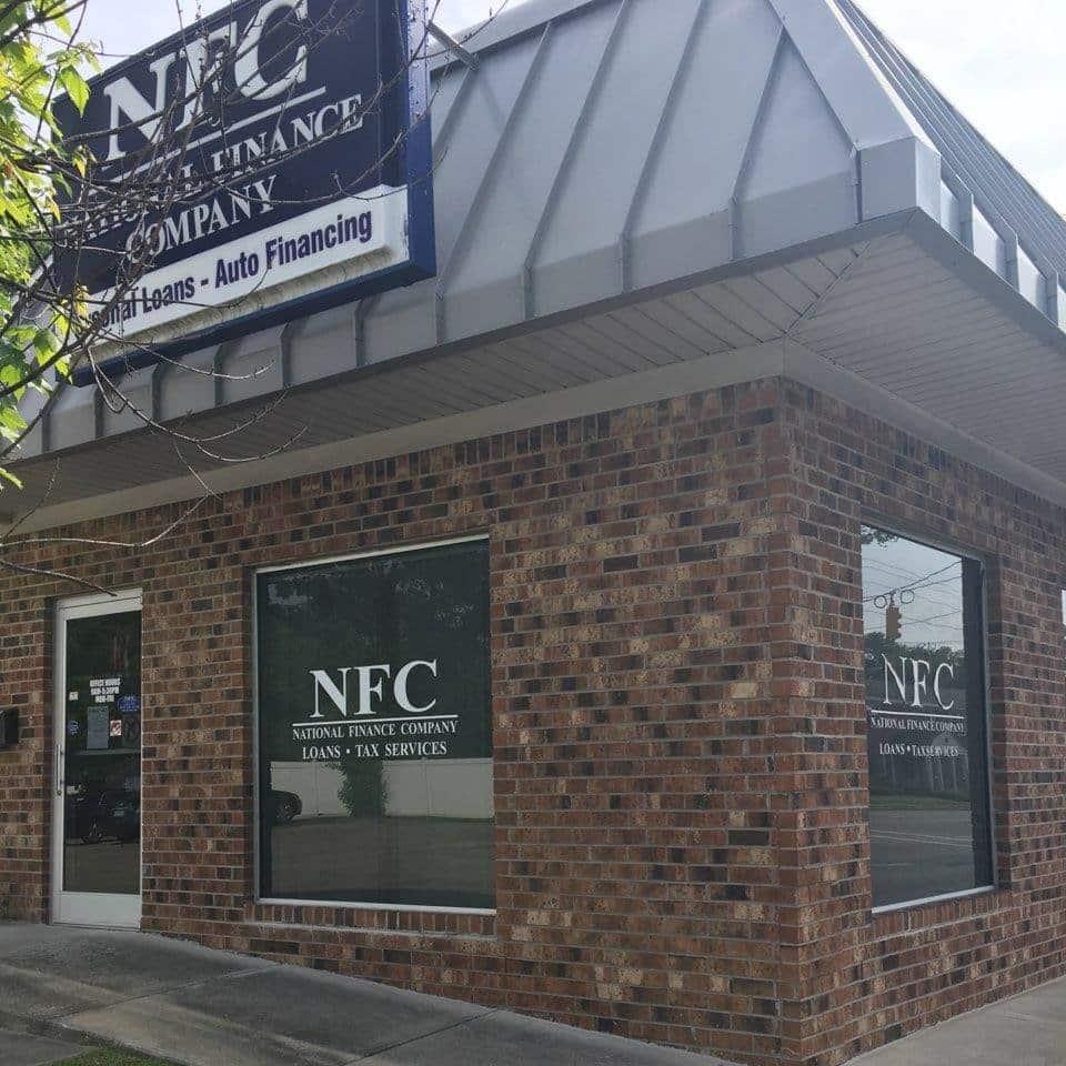 Locations | National Finance Company